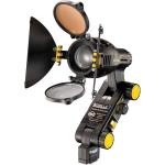 Couture Bridal Photography has a dedolight ledzilla as part of their wedding photography tools