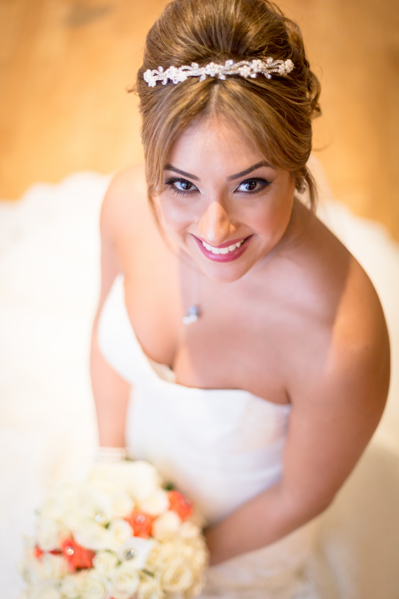 Picture of bride by Couture Bridal Photography Elegant Wedding Photography by Couture Bridal Photography Fort Lauderdale Wedding Photography