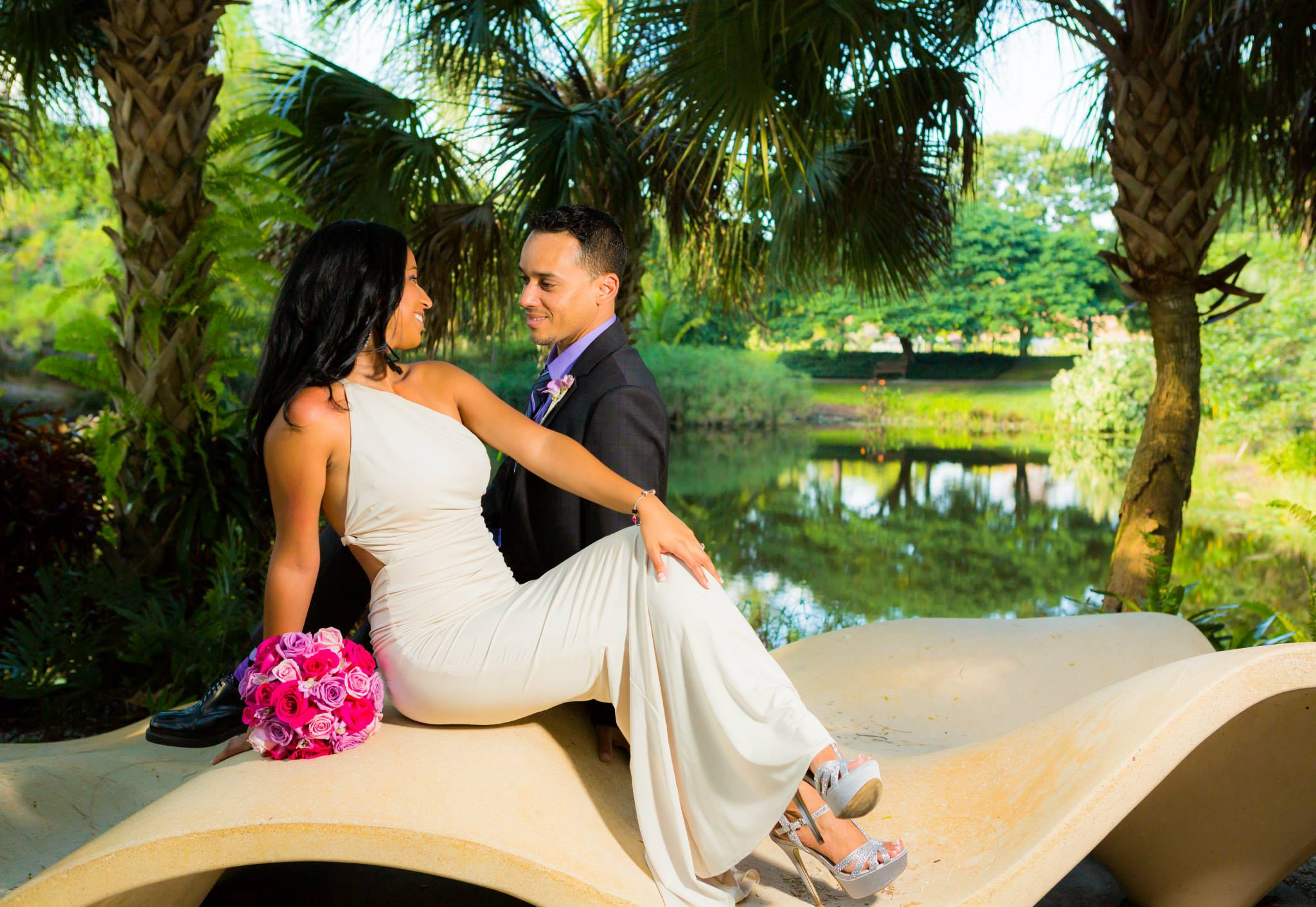 Need a palm Beach Wedding Photographer for your Palm Beach County Wedding