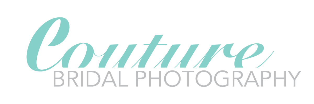 Logo for Couture Bridal Photography Blog